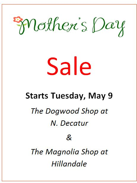mothers day sale image