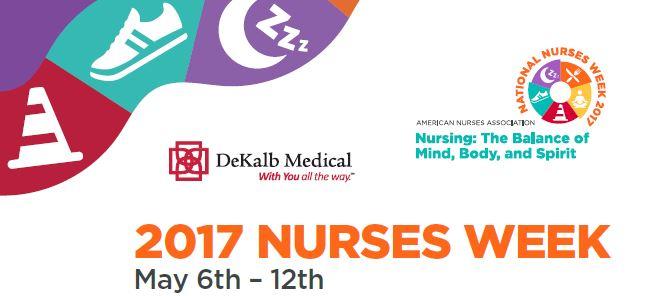 Nurses week image