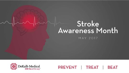 Stroke awareness image