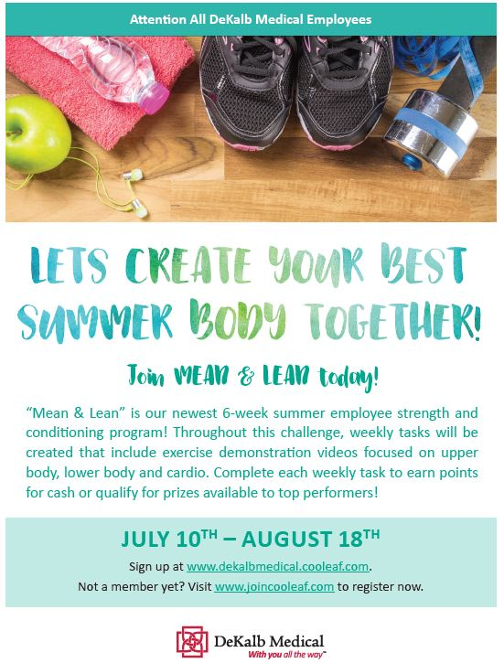 Summer body image