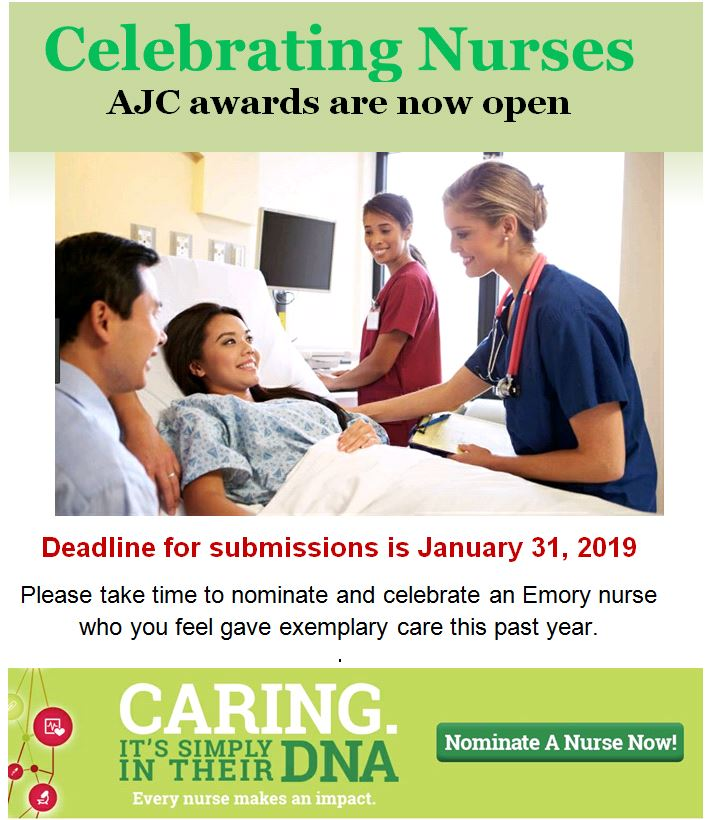 ajc nurse nomination